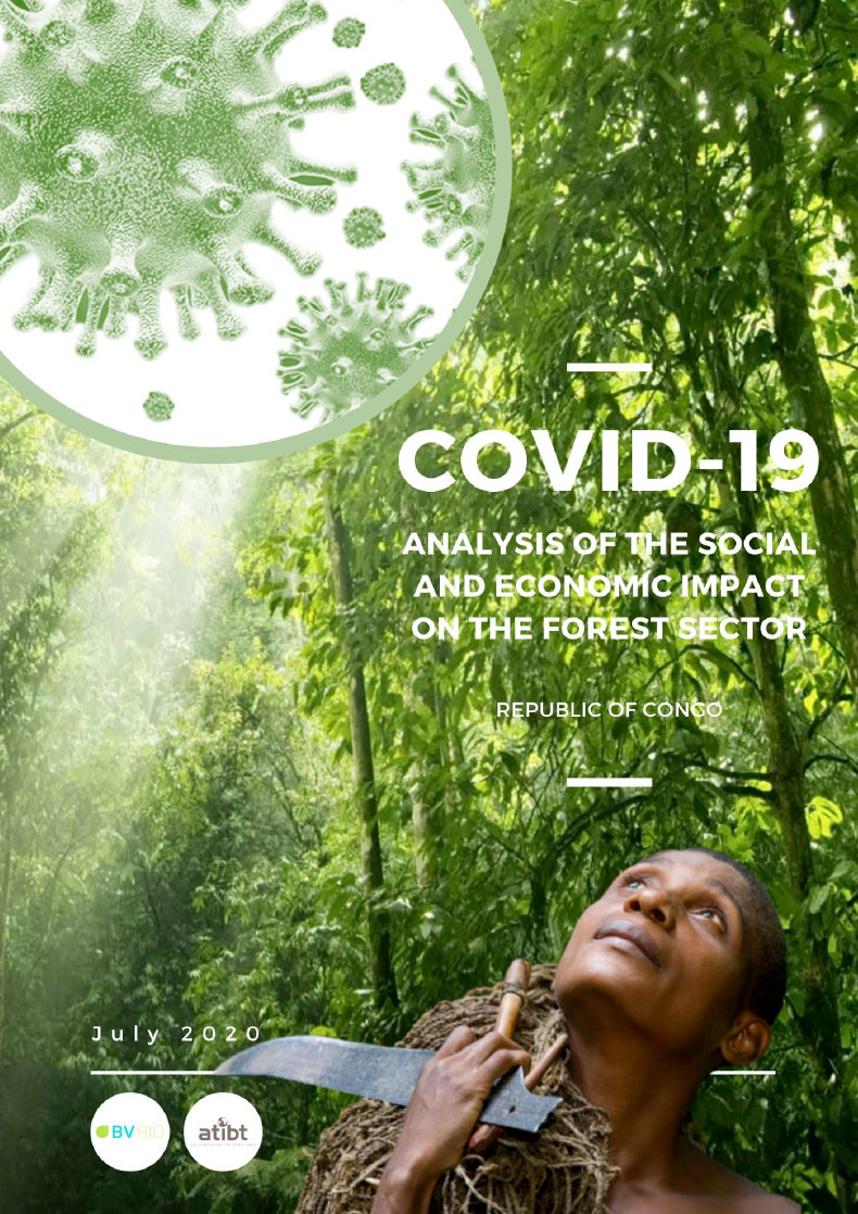 THE ANALYSIS OF THE SOCIAL AND ECONOMIC IMPACT OF COVID-19 ON THE FORESTRY SECTOR IN THE REPUBLIC OF CONGO