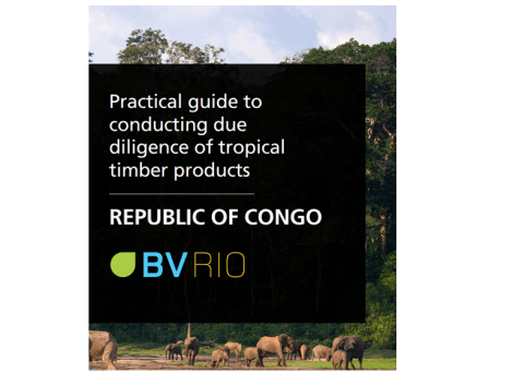 BVRIO : Practical Guide to Conducting Due Diligence of Tropical Timber Products – Republic of Congo