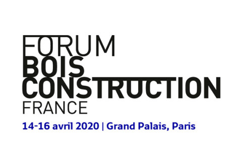 14 Avril 2020 › 16 Avril 2020 I FORUM BOIS-CONSTRUCTION À PARIS (GRAND PALAIS)