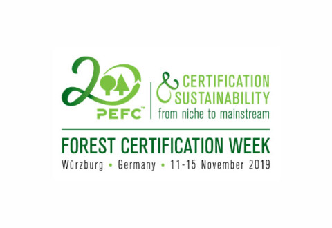 11 November 2019 › 15 November 2019 I PEFC WEEK - WÜRZBURG - GERMANY