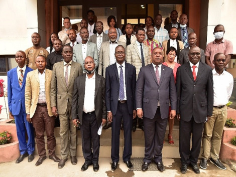 National workshop on certification and traceability in the DRC in Kinshasa.
